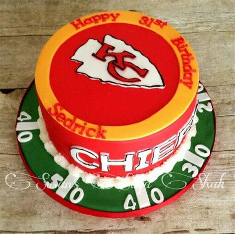 Cake Decorators In Kansas City by Kansas City Chiefs Cake Ben S Bday Kansas