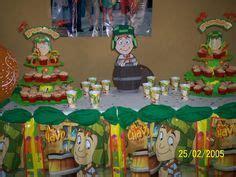 el chavo del ocho centro de mesa fiestaideas chavo del 8 party ideas pinterest birthdays