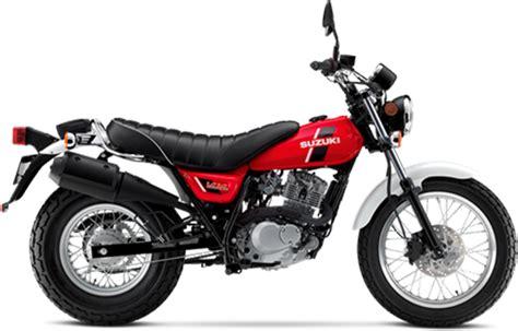 Suzuki Dual Sport 200 by 2018 Suzuki Vanvan 200 Dual Purpose Bike Review Price
