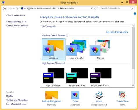 site to download themes for pc how to customize desktop themes in windows digital citizen
