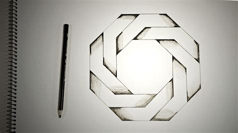 how to make 3d illusion image gallery optical illusion drawings