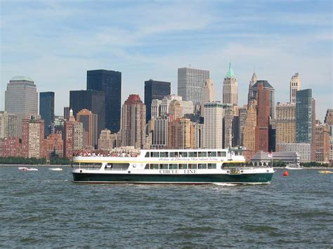 boat ride seaport nyc circle line cruises wired new york