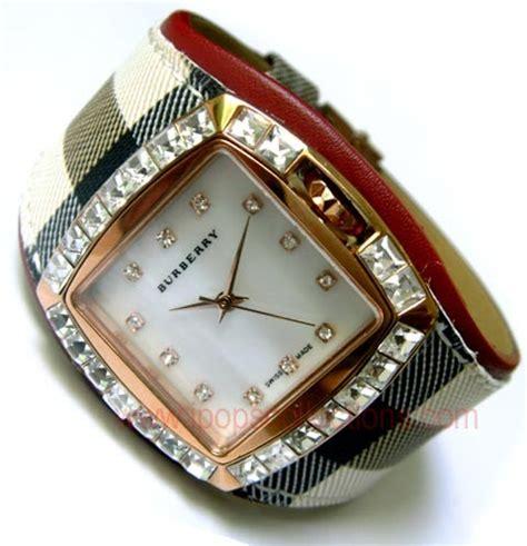 Jam Tangan Wanita Burberry 3 jam tangan wanita penunjuk waktu fashionista pulat