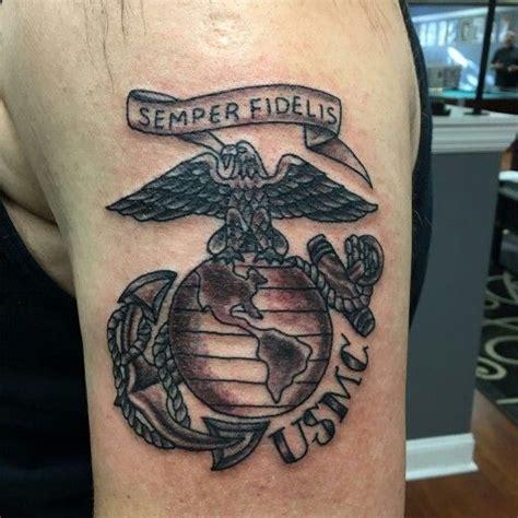 marine corps tribal tattoos best 25 usmc policy ideas on
