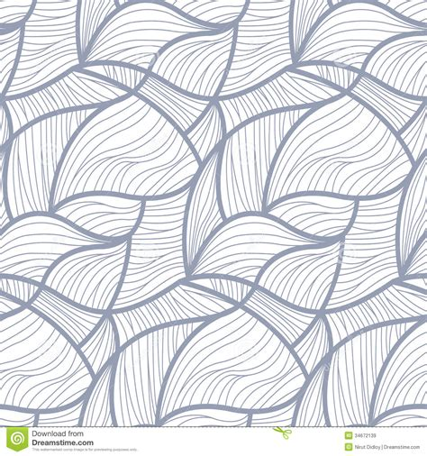 abstract pattern doodles abstract doodle seamless pattern stock vector image