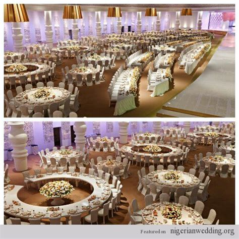 design lab decor nigerian wedding 15 absolutely spectacular mind blowing