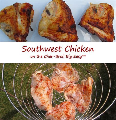 broil chicken legs from the char broil the big easy archives life s a