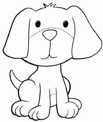 imagenes para colorear un perro dibujos de perros para colorear para ni 241 os imagenes de