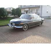1967 Tatra 603 V8 – Coys Of Kensington