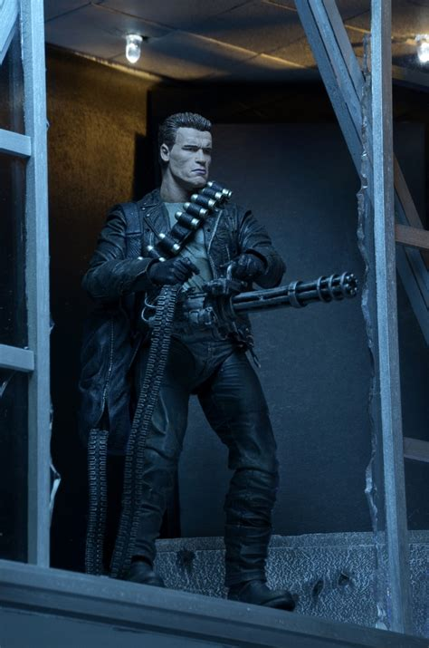 Figure Terminator 2 Neca neca gives a closer look at their terminator 2 ultimate t