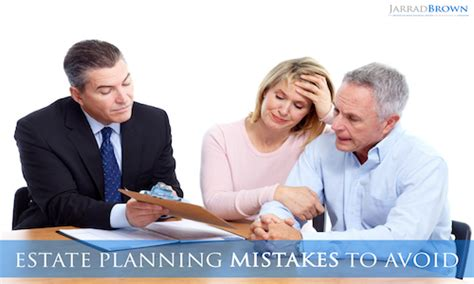 10 Most Common Estate Planning Mistakes And How To Avoid Them jarrad brown fee based financial adviser in singapore