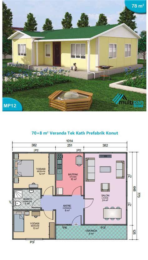 veranda 8m2 mp12 70m2 8m2 2 bedrooms 1 bathroom lounge kitchen
