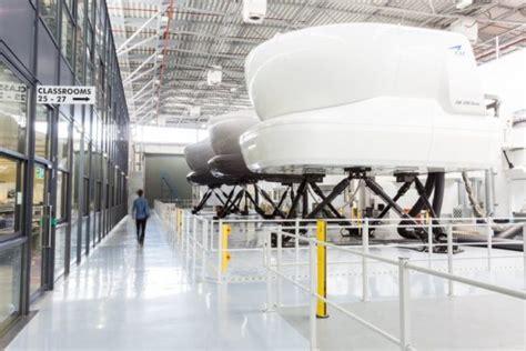 simulator maker cae  establish flight training centre