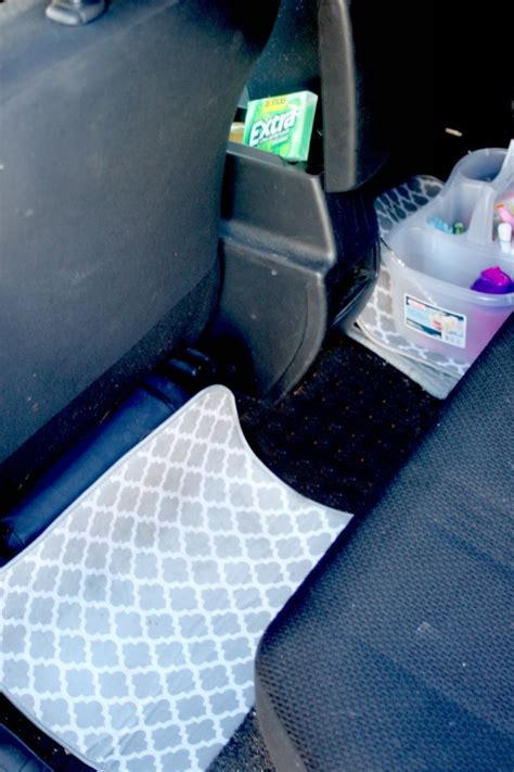 Non Stick Shelf Liner by The Essentials You Need In Your Car Delicate Construction