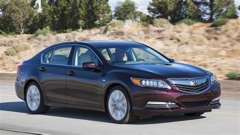 acura official official 2018 acura rlx
