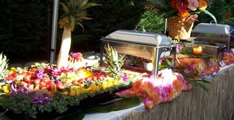 2013 Wedding Cuisine Trends Buffet Hawaii