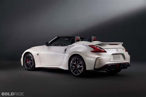 2016 nissan 370z convertible 2016 nissan 370z nismo roadster concept images pictures