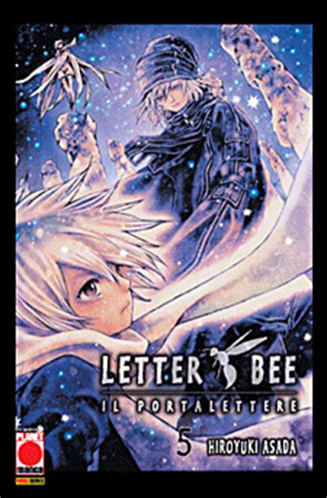Letter Bee Vol 3 letter bee animeclick it