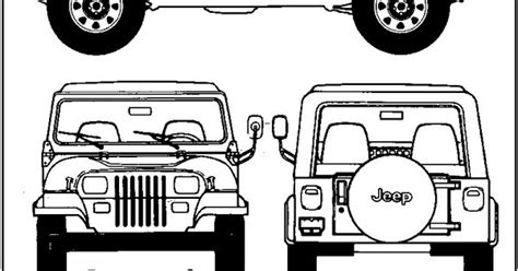 jeep grill drawing jeep grill clip black and white sketch coloring page
