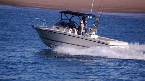 fishing boat sea otter boating and sea otters no wake for otters sake