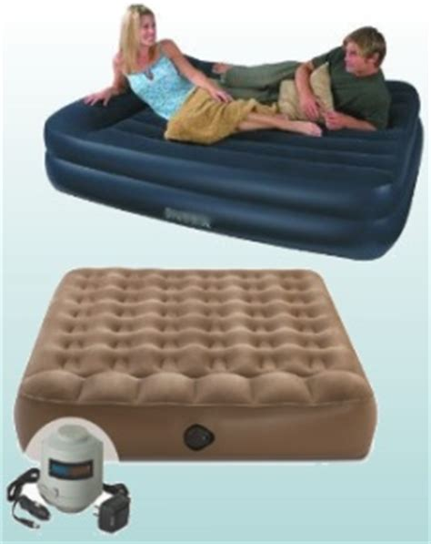 right on futon inflatable mattresses for house guests