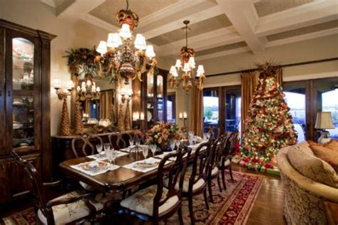 christmas dining room decorations 42 christmas tree decorating ideas you should take in