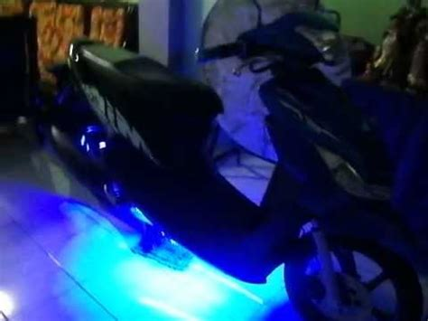 Lu Led Motor Mio Sporty mio sporty led lights
