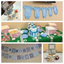 sports themed baby shower decorations baby boy sports themed baby shower baby shower