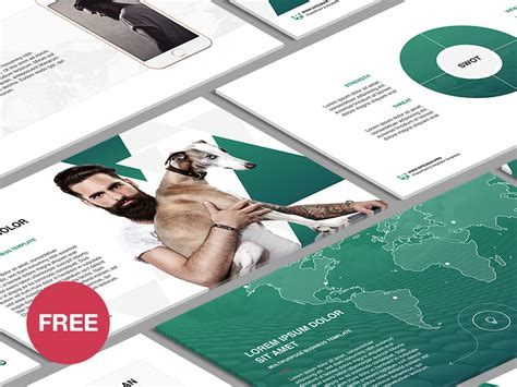 free keynote template business plan by site2max dribbble