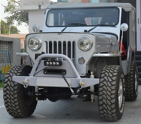 punjab jeep tastefully modified suvs of punjab