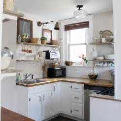 budget very small space you won believe the before amp after kitchen decorating makeover