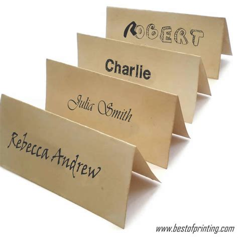 table tents printing nyc cheap table tents service
