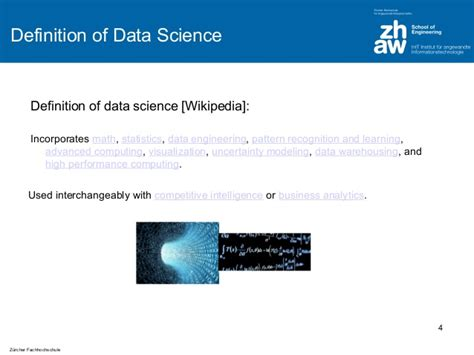 pattern recognition data science educating data scientists of the future