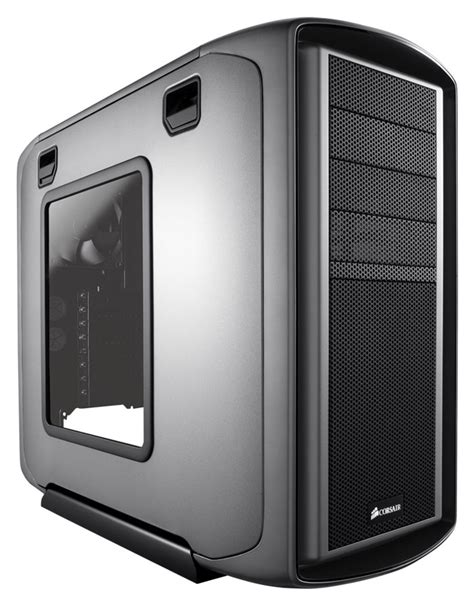 Corsair Graphite 600t Silver by Buy Corsair Graphite Series 600t Silver Steel Atx Mid
