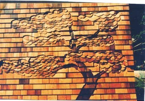 shingle designs decorative cedar shingle tree cool designs pinterest
