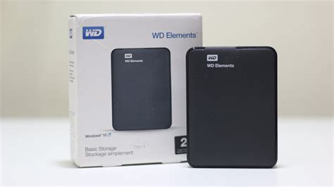Hdd Wd Element 2tb wd elements 2tb usb 3 0 disk unboxing and review