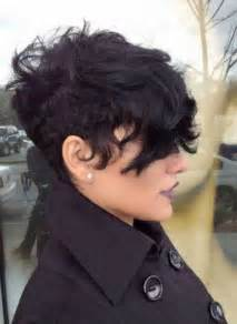 short pixie hairstyles for wavy hair popular haircuts