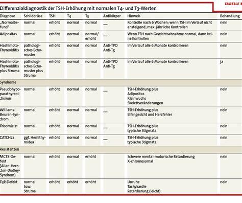 kognitive entwicklung tabelle tsh erh 246 hung beim wie geht s weiter