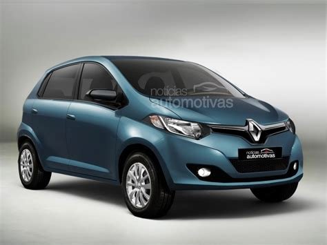 renault india spied renault xba small car testing begins in india