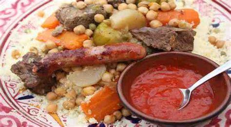 cuisine tunisienne recette recettes de cuisine tunisienne