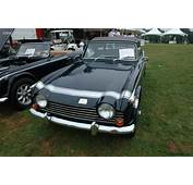 Triumph TR250  Car Classics
