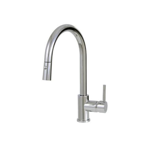 Aquabrass Kitchen Faucets Studio Two Faucet B K