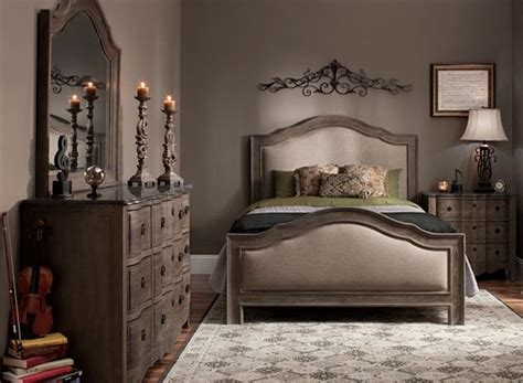 raymour and flanigan bedroom set cobblestone 4 pc king bedroom set bedroom sets