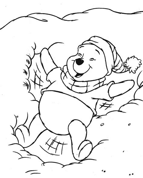 coloring pages winnie the pooh christmas tigger from winnie the pooh coloring pages coloring
