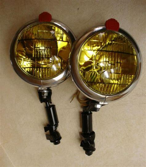 vintage fog lights for sale sell vintage 1940 s fog ls lights s m l co made in