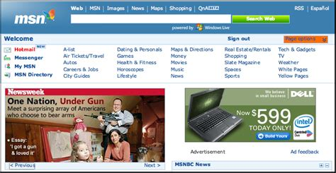 the homepage free programyemail