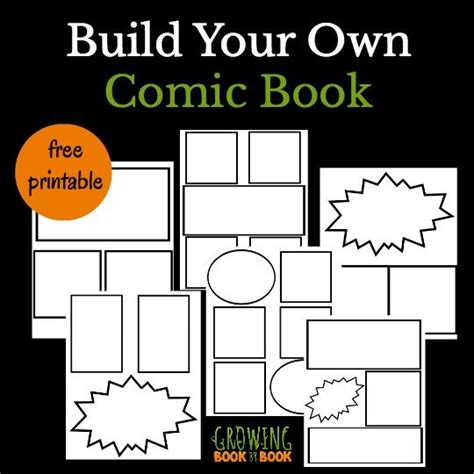 comic template creator 25 best ideas about make a comic book on sell