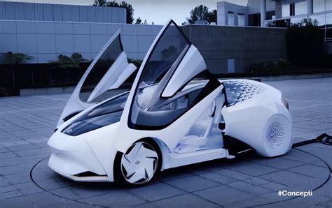 toyota ai toyota unveils its ai powered autonomous car of the future