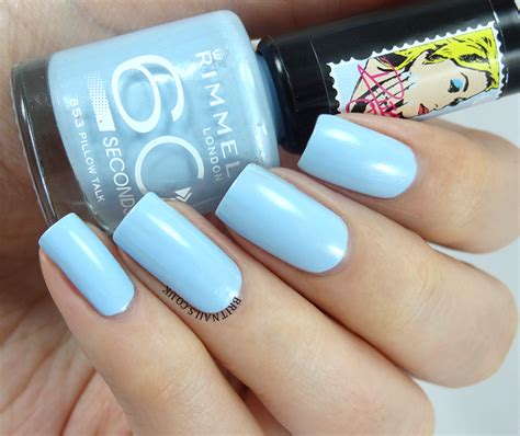 Rimmel Pillow Talk by Rimmel Ora Collection Swatches And Review Part 1