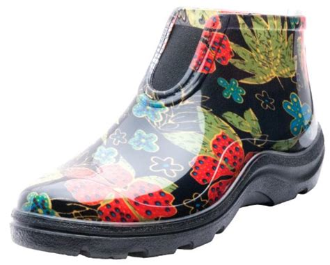 sloggers 2841bk08 s and garden ankle boots with